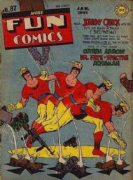 More Fun Comics 1936 - 1947 #87