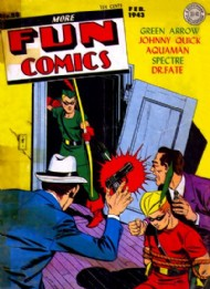 More Fun Comics 1936 - 1947 #88