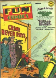 More Fun Comics 1936 - 1947 #89