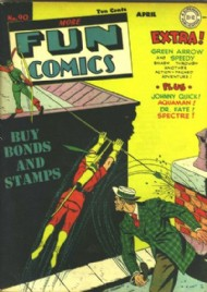 More Fun Comics 1936 - 1947 #90