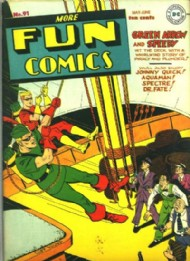 More Fun Comics 1936 - 1947 #91