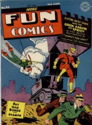 More Fun Comics 1936 - 1947 #92