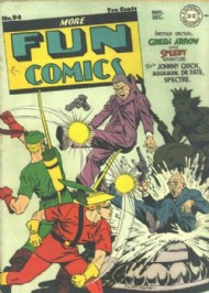 More Fun Comics 1936 - 1947 #94
