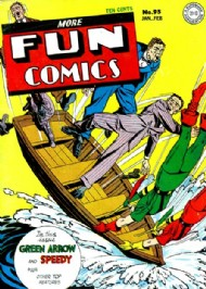 More Fun Comics 1936 - 1947 #95