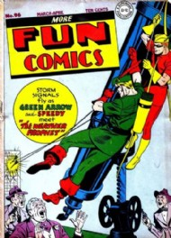 More Fun Comics 1936 - 1947 #96