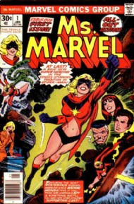 Ms. Marvel (1st Series) 1977 - 1978 #1