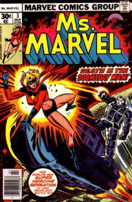 Ms. Marvel (1st Series) #3