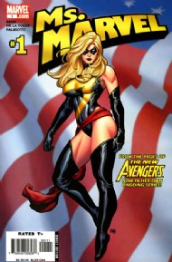 Ms. Marvel (2nd Series) 2006 - 2010 #1