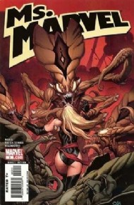 Ms. Marvel (2nd Series) 2006 - 2010 #3