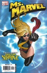 Ms. Marvel (2nd Series) 2006 - 2010 #4