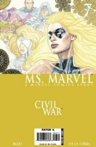 Ms. Marvel (2nd Series) 2006 - 2010 #7