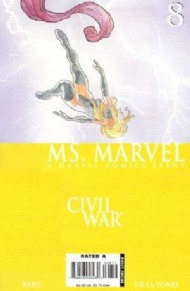 Ms. Marvel (2nd Series) 2006 - 2010 #8