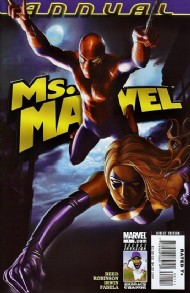Ms. Marvel (2nd Series) Annual 2008 #1
