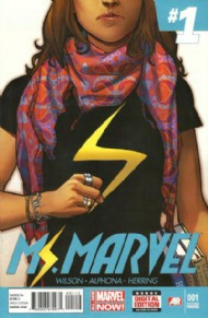 Ms. Marvel (3rd Series) 2014 #1
