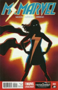 Ms. Marvel (3rd Series) 2014 #2