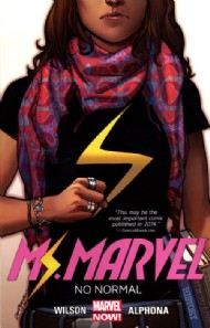 Ms. Marvel (3rd Series): No Normal 2014
