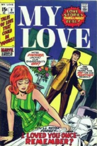 My Love (2nd Series) 1969 - 1976 #9