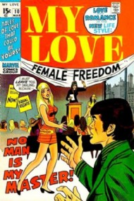 My Love (2nd Series) 1969 - 1976 #10