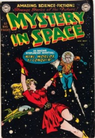 Mystery in Space 1951 - 1981 #1