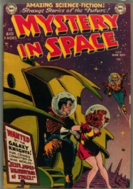 Mystery in Space 1951 - 1981 #2