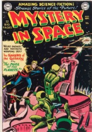 Mystery in Space 1951 - 1981 #3