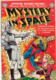 Mystery in Space 1951 - 1981 #4