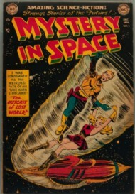 Mystery in Space 1951 - 1981 #5