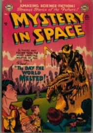 Mystery in Space 1951 - 1981 #6