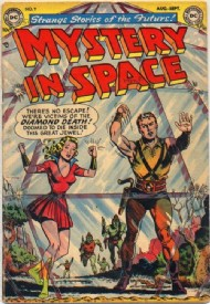 Mystery in Space 1951 - 1981 #9