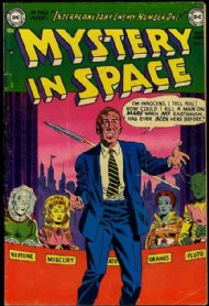 Mystery in Space 1951 - 1981 #10