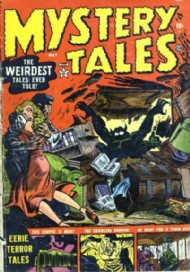 Mystery Tales 1952 - 1957 #2