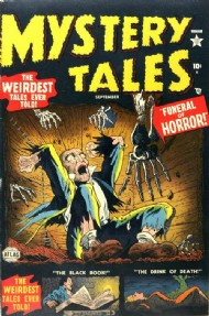 Mystery Tales 1952 - 1957 #4