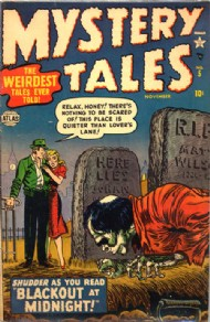 Mystery Tales 1952 - 1957 #5