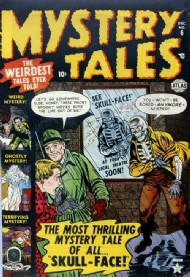 Mystery Tales 1952 - 1957 #6