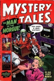 Mystery Tales 1952 - 1957 #9