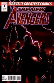 New Avengers (1st Series) 2005 - 2010 #1