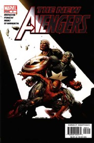New Avengers (1st Series) 2005 - 2010 #2