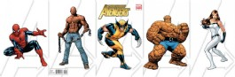New Avengers (2nd Series) #1