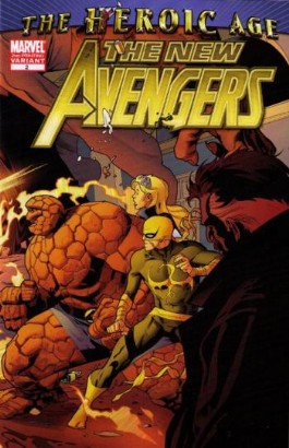 New Avengers (2nd Series) #2