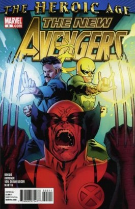 New Avengers (2nd Series) #3