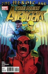 New Avengers (2nd Series) 2010 - 2013 #3