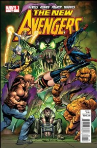 New Avengers (2nd Series) 2010 - 2013 #16