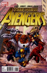 New Avengers (2nd Series) 2010 - 2013 #17