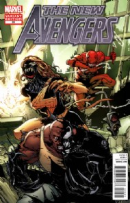 New Avengers (2nd Series) 2010 - 2013 #20