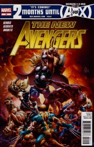 New Avengers (2nd Series) 2010 - 2013 #21