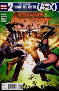 New Avengers (2nd Series) 2010 - 2013 #22