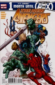 New Avengers (2nd Series) 2010 - 2013 #23