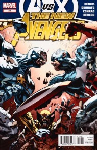 New Avengers (2nd Series) 2010 - 2013 #24