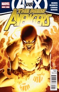 New Avengers (2nd Series) 2010 - 2013 #25