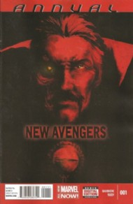 New Avengers (3rd Series) Annual 2014 #1